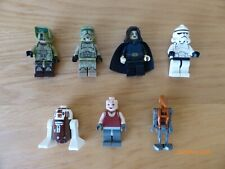 LEGO STAR WARS MINIFIGURES BUNDLE
