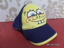 Spongebob SquarePants Baseball Cap -Adjustable Toddler -Universal Studios#36299