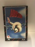 Aiplane! -Limited Edition Vhs Collection Dvd + BluRay [Ediz: Regno Unito] NO ITA