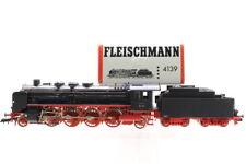 H0 Fleischmann 4139 DR 39 204 Schlepptender Dampflok analog +OVP/G55