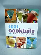 Book: 1001 Cocktails, 1001 Recipes For The Perfect Drink by Alex Barker