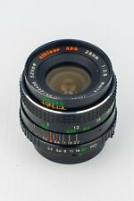 Albinar ADG 28mm f2.8 Prime Wide Angle Lens With Minolta MD Mount