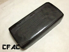 CFAC Carbon Fiber Kevlar Armrest Lid Coverr FOR 03 - 08 Acura TSX Honda Accord