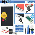 """For iPhone 7 4.7"""" LCD Screen Digitizer Touch Display White Replacement Assembly"""