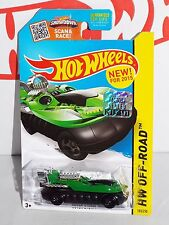 Hot Wheels New For 2015 #103 Hover Storm Green From RLC Factory Set