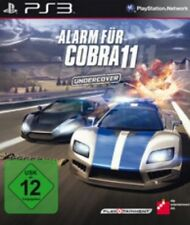 Playstation 3 ALARM FÜR COBRA 11 UNDERCOVER DEUTSCH GuterZust.