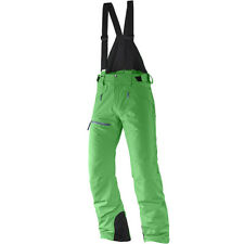 Salomon Chill Out Bib Mens Ski Snowboard Pants Snow Trousers Salopette 20K R£220