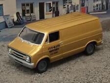 Cargo Moving Van 1976 76 Dodge D-150 Work Van 1/64 Scale Limited Edt. C20