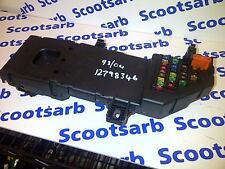 Saab 9-3 93 Caja De Fusibles Unidad de distribución eléctrica 2004 - 2010 12798346 4D 5D Cv