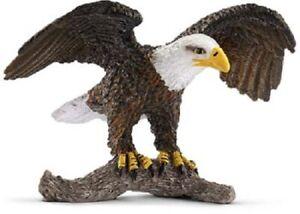 Schleich Wildlife Model - 14780 Bald Eagle