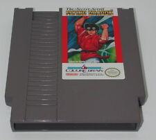 The Secret Scroll Flying Dragon Nintendo NES Game R5264