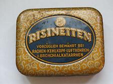 vintage tin box RISINETTEN