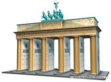 324 st puzzel: Puzzle 3D - Brandenburger Tor  (Bekende plaatsen, Duitsland)
