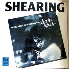 George Shearing Latin Affair 1986 Pausa Records LATIN JAZZ Sealed LP No Cutouts