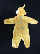 New listing Teletubbies Yellow Baby Sleeper Costume Size 18M