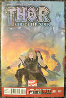 THOR: GOD OF THUNDER #2 (2013) 1st Appearance of Gorr God Butcher (HIGH GRADE)