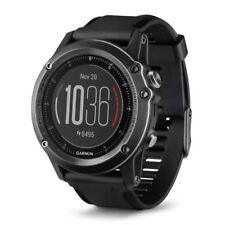 GPS et montres noirs enregistrement de données pour le running