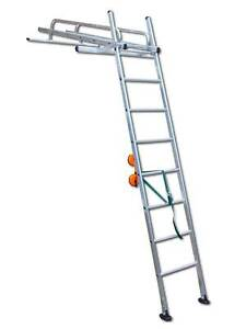 CHASE - Conservatory Access Ladder - Conservatory Ladder Ideal for Maintenance.