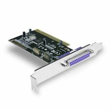 Vantec UGT-PC2S1P 2+1 Serial and Parallel PCI Host Card (Black)