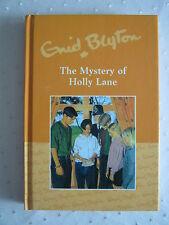 Enid Blyton  The Mystery of Holly Lane  Dean Edition 2004