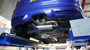 Performance 3inch Cat Back Exhaust System for Ford Focus ST 250 MK3 2.0 Ecoboost