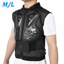 Armor Street Riding Protection Motorcycle Vest Protective Gear Jacket M/L