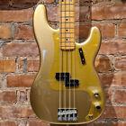 Fender Precision Bass Bass Guitar Aztec Gold   SP22974   Sherwood Phoenix for sale