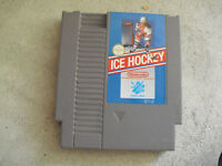 Nintendo Entertainment System NES Ice Hockey Game  Cartridge