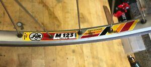 RARE VINTAGE FIR M123 36h MTB RIM - USED - 559x17 90's Retro Mountain Bike