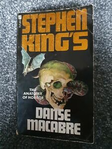 Danse Macabre by Stephen King-First Futura Edition-Paperback 1982. RARE