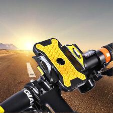 Motorcycle Bicycle MTB Bike Handlebar Cell Phone GPS Mount Holder Bracket Hot