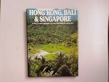 HONG KONG / BALI & SINGAPORE A Picture Book to Remember Her By - Souvenir Guide