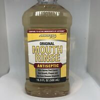 Assured Original Oral Rinse Mouth Mouthwash -Advanced Formula- Antiseptic 16oz