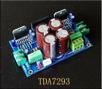 NEW TDA7293 100W +100W 2.0 speaker amplifier board Kit