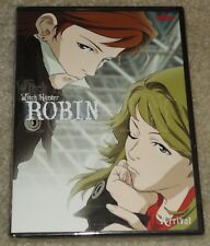 Witch Hunter Robin DVD anime