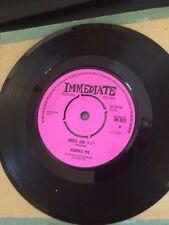 "Humble Pie: Natural Born Bugie/ Wrist Job 7"" Vinyl 45rpm Immediate MARRIOTT EX"