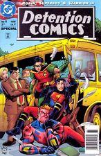 Detention Comics (1996) One-Shot