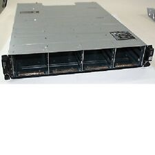 "Dell PowerVault MD1200 2U 12 bay 3.5"" Storage Array with 2 x SAS 2 x PS Rails"