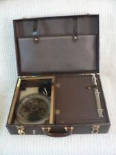 Vintage GM Briefcase Sales Display Tool Air Conditioner Flourescent Light