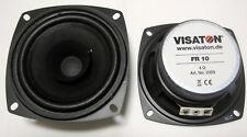 """VISATON FR 10 4Ohm 10cm 4"""" 100mm Breitbandlautsprecher Lautsprecher Breitbänder"""