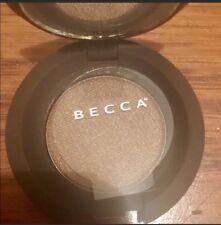 BECCA Pressed Powder Eyeshadow Brocade Shimmer Long Lasting Single Vegan Full Sz