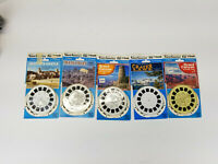 Vintage View Master 3D Tour lots 5 collection Death Valley Grand Canyon