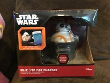 Star Wars BB-8 USB Car Charger With 2 USB Charging Ports