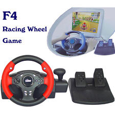 PS 2 PC Racing Wheels Driving Steering Wheels Game for Xbox