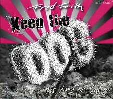 FRED FRITH - KEEP THE DOG  that house we lived in DOUBLE CD LIVE