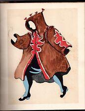 RAYMOND COGNIAT DECORS DE THEATRE 1930 EO LIM. à 600 EX 158 ILLUS. PICASSO LEGER