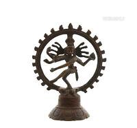 Statua Di Shiva Nataraj Nataraja Natraj Danza 0.300KG India 4653