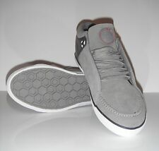 New GBX Busconi  Gray Suede Leather Sneaker Boot sz 9.5 $100