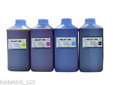 4 Liter Black Cyan Magenta Yellow refill Ink for HP Canon Dell Brother Lexmark