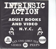 Intrinsic Action - Adult Books & Movies - 1993 AWB 7 Inch Vinyl Records NEW